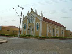 Igreja do Rosário - Prata (MG) - Brasil