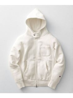 Champion×Mt Design 3776 RW FULL ZIP SWEAT PARKA