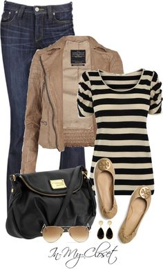 """Casual - #9"" by in-my-closet on Polyvore"