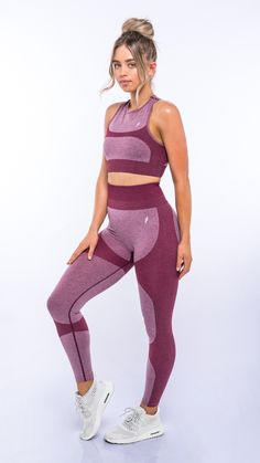 Our Women's Seamless Range - shop the look from https://www.doyoueven.com/collections/dye-seamless-collection