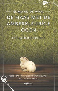 Boekhappen: Edmund de Waal - De haas met de amberkleurige ogen