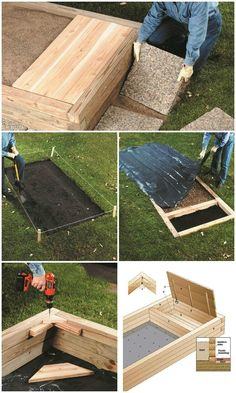 60+ DIY Sandbox Ideas and Projects for Kids - Page 10 of 10 - DIY & Crafts