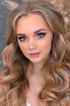 30 Dreamy Boho Wedding Makeup Looks ❤ boho wedding makeup fox eyes with long lashes natural tones elstilespb #weddingforward #wedding #bride #weddingmakeup #bohoweddingmakeup