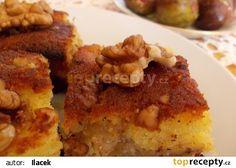 Fíkové řezy s ořechy