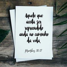 Provérbios 10:17