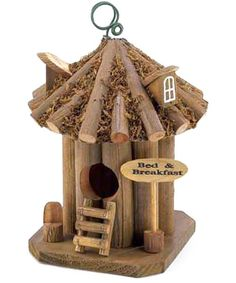 Bed and Breakfast Bird House