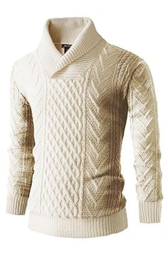 Image result for male pullover sweater cardigan knitting