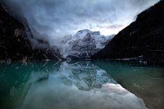 Braies Lake - Dolomiti by Alessandro Bartolini on 500px