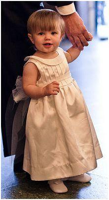 Jenna Toddler Flower Girl Dress by gownsbygaetana on Etsy