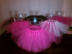 tutu centerpiece by TreatsBySara on Etsy, $5.00