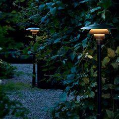 PH 3 2 1/2® Outdoor Bollard Floor Lamp | Stardust