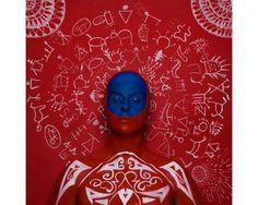 "Saatchi Art Artist SWARTE Vulpescu Olaru; Photography, ""Blackfoot Creation Tale"" #art"