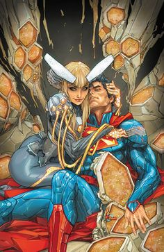 Kenneth Rocafort screenshots, images and pictures - Comic Vine