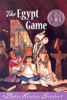 On the Shelf::The Egypt Game::Another YA Classic