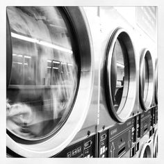 #laundry #dryers #blackandwhite #clothes Click the link to find informations related to energy efficient dryers  http://www.energyefficientrebate.com