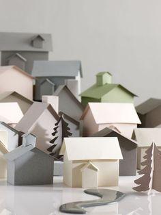 Paper Houses, 2009 styling: Emily Blunden (www.emilyblunden.co.uk), photography: Sarah Hogan (www.sarahhoganphoto.com)