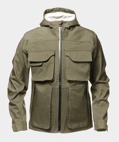 Shopping Guide: Ten Stylish Technical Jackets - Best Technical Outerwear for Fall 2012 - Esquire