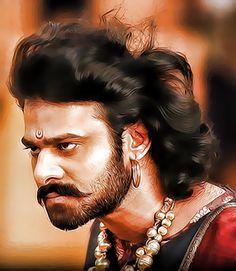 Prabhas as Amarendra Bahubali