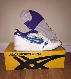 Deadstock w/ Box Vintage ASICS SYNTAR LE Runnings Shoes Sneakers Men's Sz10 TN65 #ASICS #RunningCrossTraining