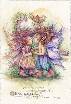 Pictures by Jody Bergsma | LOVE YOU FAIRY MUCH Card by Jody Bergsma | Jody Bergsma