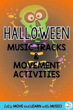 Let's have a Howlin' great time during the week of Halloween with these movement activities and resources to help you create Halloween fun in your classroom. #singplaycreate, #elementarymusichalloweenlessons #musicedhalloween   #halloweenmusicactivities, #musicedhalloweensongs, #musicedhallowee, #halloweenmusiclessons, #halloweensongsandactivities, #halloweenmusic, #halloweenmusicandmovement