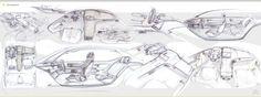 Citroen 2020 - Cardesign.ru - Главный ресурс о транспортном дизайне. Дизайн авто. Портфолио. Фотогалерея. Проекты. Дизайнерский форум.