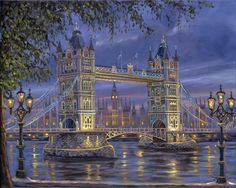 "Robert Finale - ""London Bridge"""