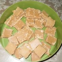 Old Fashioned Peanut Butter Fudge Recipe - Use cal-o-sweet, real butter, real cream and natural peanut butter.