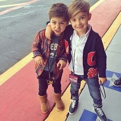 "@_alonso_mateo's photo: ""Boys of Fashion"""