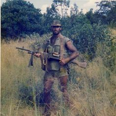 -Rhodesian Army !