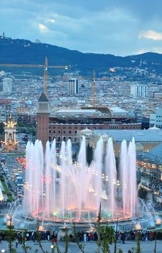 Barcelona, Spain wish Valencia, Places Around The World, Around The Worlds, Beautiful World, Beautiful Places, Hotel W, Places To Travel, Places To Visit, Madrid