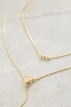 Gwendolyn Layer Necklace - anthropologie.com