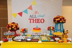 It's all about Theo – 2 anos