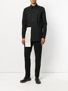 D.GNAK chemise à patch imprimé  326 €