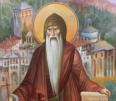 Συμεών ο Χιλανδαρινός Byzantine Icons, Orthodox Icons, Greece, Princess Zelda, Fictional Characters, Greece Country, Fantasy Characters