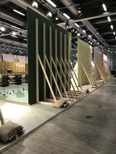 Flokk at Stockholm Furniture Fair Concept DNA - a stand developed in collaboration with Hunting & Narud. Tv Set Design, Stage Design, Photowall Ideas, False Wall, Wedding Arch Flowers, Studio Setup, Expositions, Sustainable Design, Photomontage
