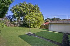 The large backyard!