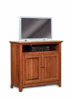 """Shaker 48"""" 2 Door LCD TV Stand"""