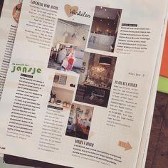 Gespot door tijdschrift Flair! Marlies en Jorian on tour... #flair #haarlem #shop #cadeau #winkelen