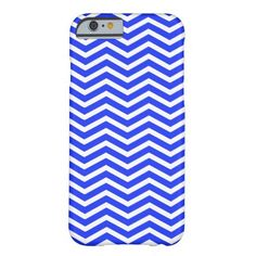 Shop Blue and White Chevron Pattern Case-Mate iPhone Case created by stdjura. Create Your Own, Create Yourself, White Iphone, Zig Zag, Iphone Case Covers, Blue And White, Design