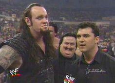 "The photo ""Mark Calaway"" has been viewed 189 times. Vince Mcmahon, Undertaker, Wwe Superstars, Diva, Wrestling, War, Concert, Sports, Wwe Stuff"