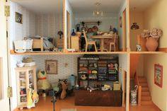 Doll house 'Daphnis&Chloé Atelier des 3 oursons