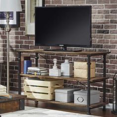 Found it at Wayfair - Zona TV Stand