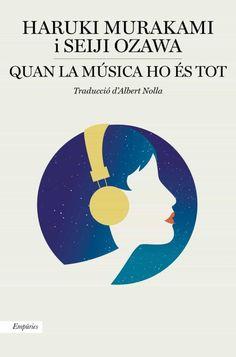 En aquest llibre formidable, Haruki Murakami es reuneix amb el gran director d'orquestra Seiji Ozawa per a un seguit de converses entorn de la seva passió compartida, la música. Amb entusiasme absorbent i contagiós, Murakami i Ozawa parlen de tot: comenten obres de Beethoven, Mahler o Brahms, entre d'altres, evoquen l'art de directors com Leonard Bernstein o Herbert von Karajan i gaudeixen de la singularitat radical de solistes com Glenn Gould mentre escolten i disseccionen enregistraments Seiji Ozawa, Converse, Haruki Murakami, Of My Life, Musicals, Chart, Reading, Books, Orchestra