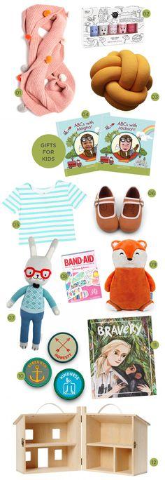 Gift Guide for Kids! / Oh Joy!