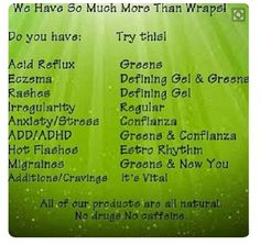 We are not just ab.out wraps!!!