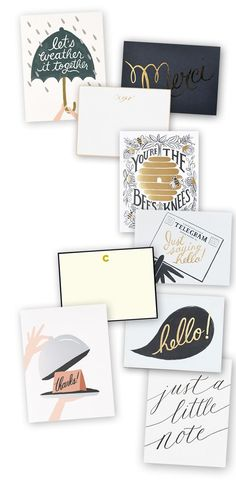 Obsessed with Rifle Paper Co! http://riflepaperco.com