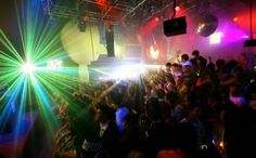 Zouk Nightclub - Singapore