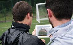 Ex-professional footballer uses Coach's Eye app to train future stars - Telegraph
