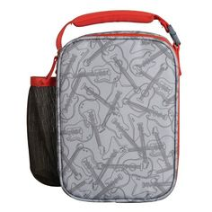 Circo Youth Lunch Bag-Guitars
